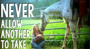 Never Allow Another To Take…