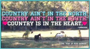 Country Is In The Heart