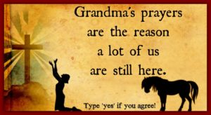 Grandma's Prayers